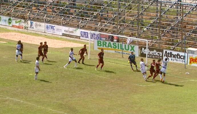 Matonense perdepara o Juventus na estreia da Série A3 (Foto: Rodrigo Sargaço/EPTV)