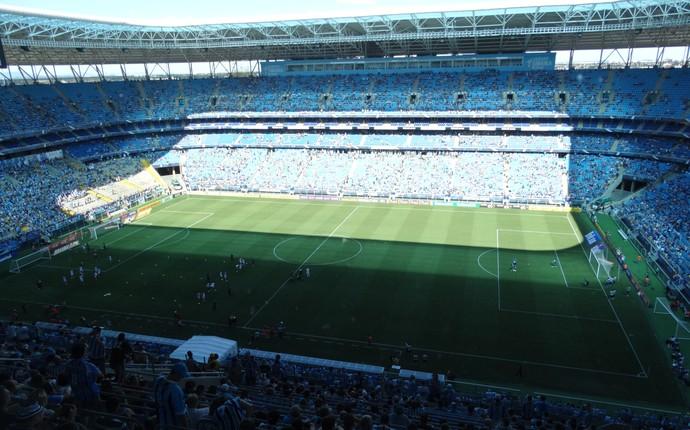 GRe-Nal Arena Grêmio Inter Brasileirão (Foto: Tomás Hammes/GloboEsporte.com)