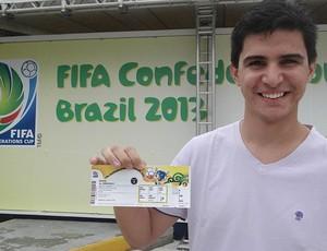 Copa das Confederações Recife ingressos (Foto: Terni Castro)