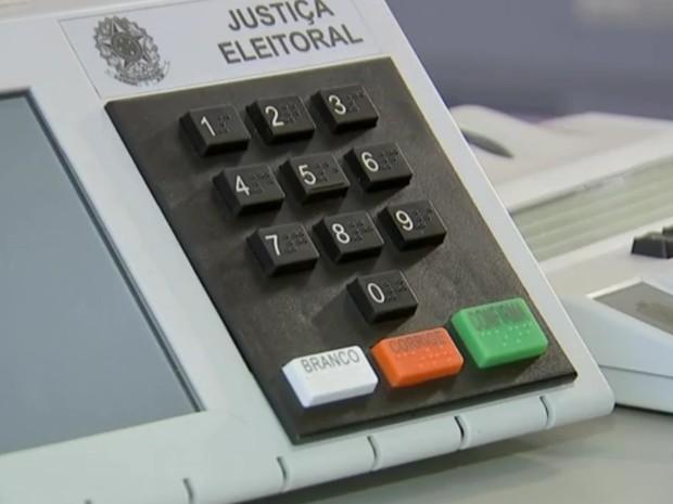 Eleições municipais acontecem neste domingo (2) (Foto: Reprodução/ TV TEM)