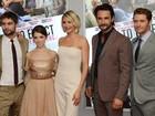Rodrigo Santoro e Cameron Diaz lançam filme em Londres