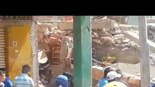 """Jogador brasileiro relata pânico após terremoto no Equador: """"Desesperador"""""""