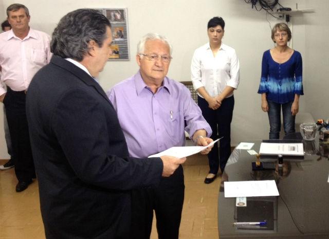 Gerson Araújo deve assumir a Prefeitura de Londrina (Foto: Lamartine Babo/RPC TV)