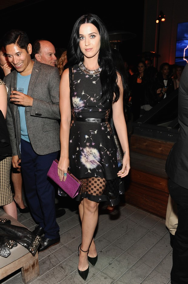 Katy Perry em evento na Califórnia (Foto: Getty Images)