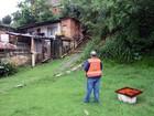 Após chuva, locais de risco são monitorados pela Defesa Civil