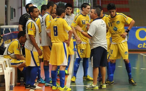 Nesta quarta-feira(02) time roraimense tem a chance de somar três pontos (Foto: Luciano Bergamaschi/CBFS)