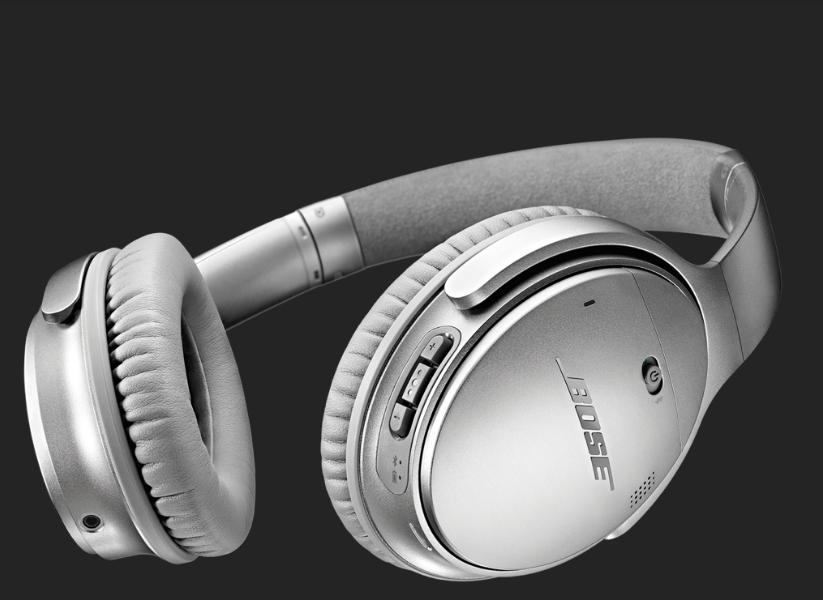 Fones de ouvido Bose (Foto: Reprodução/Bose)