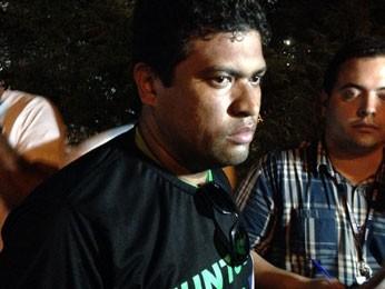 Joel Maurino (Foto: Débora Soares/G1)