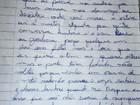 Preso por matar a mulher escreveu cartas para incriminar ex da vítima