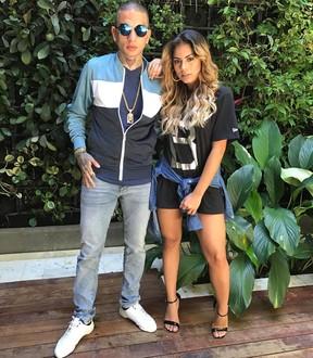 MC Guimé e Lexa (Foto: Reprodução/Instagram)