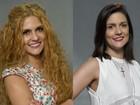 Sem cabeleira ruiva, Paula Barbosa não é reconhecida: 'Lembram da voz'