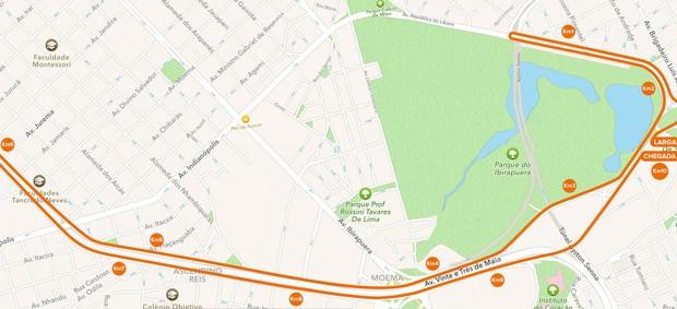 Corrida Eu Atleta SP 5km (Foto: Divulgação)