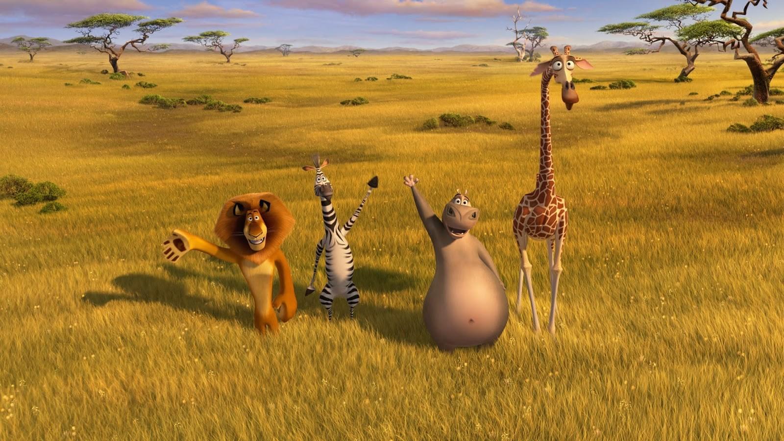 Madagascar (2005)  (Foto: Divulgação)