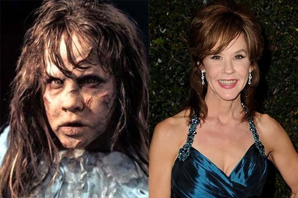 Linda Blair ficou conhecida pela personagem Regan em 'O Exorcista', de 1973. Olha só como ela está quarenta e um anos após o lançamento do filme. (Foto: Divulgação/Getty Images)