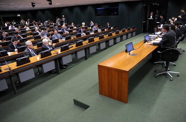 CCJ da Câmara aprova PEC da redução dos ministérios (Foto: Lucio Bernardo Jr / Câmara dos Deputados)