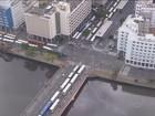 Servidores param e marcam ato no Recife contra o PL da terceirização