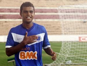 Meia Alisson, do Cruzeiro (Foto: Dorival Rosa / Vipcomm )