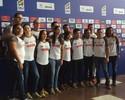 """""""Preparados para vencer"""": seleção olímpica de judô é apresentada no Rio"""