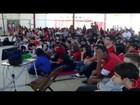 Candidatos participam de debate em escola particular de Campos, no RJ