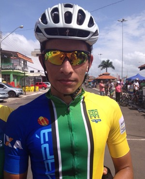 Kaik Felipe fatura o título da elite na 37ª Antônio Assmar  (Foto: Jonhwene Silva/GE-AP)
