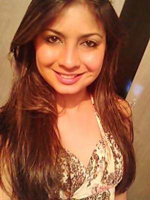 Estudante Ana Paula Rodrigues, de MS, morreu em incêndio em boate no RS (Foto: Reprodução/ Facebook)