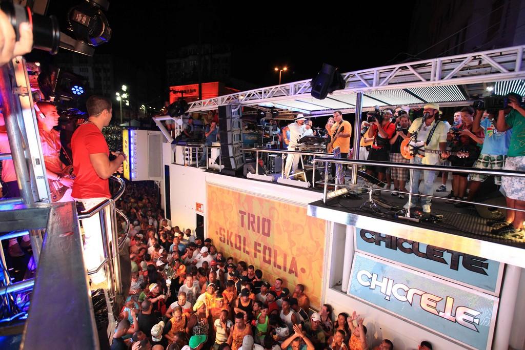 Campanha tem como objetivo mapear denúncias de assédio no Carnaval
