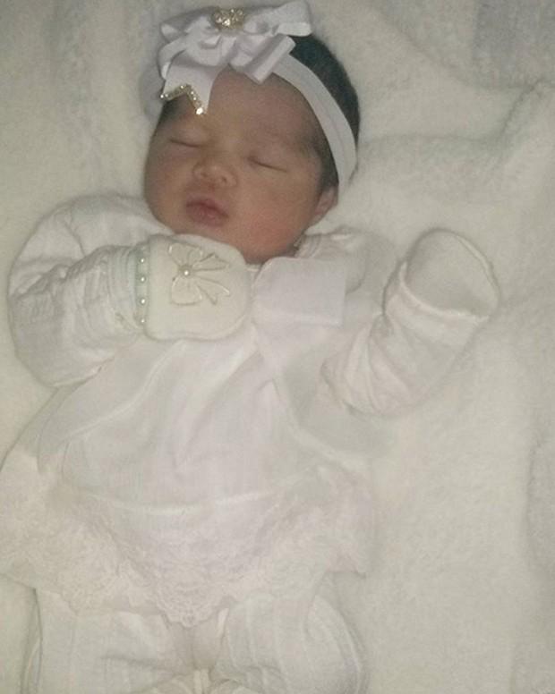 Valentina, filha de Neném (Foto: Reprodução / Instagram)