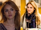 Loira, morena... Isabelle Drummond já teve diferentes cabelos na TV; confira