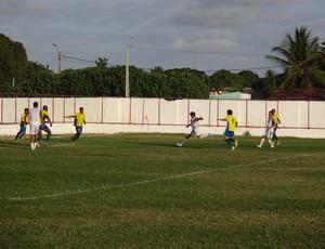 Estádio Tenente Luiz Gonzaga, em Parnamirim - América-RN (Foto: Gabriel Peres/Divulgação)