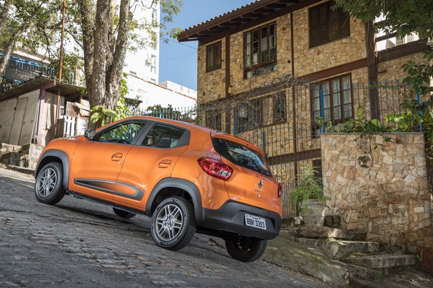 Renault Kwid Intense (Foto: Marcos Camargo)