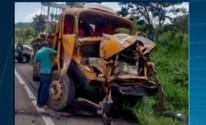 Adolescente morre em batida na BR-354 (Prefeitura de Formiga/ Divulgação)