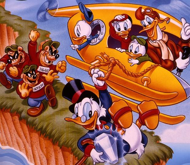 'DuckTales' vai voltar à programação do Disney Channel (Foto: Reprodução)