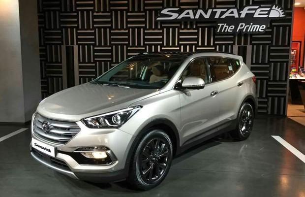 Hyundai Santa Fe (Foto: Divulgação)