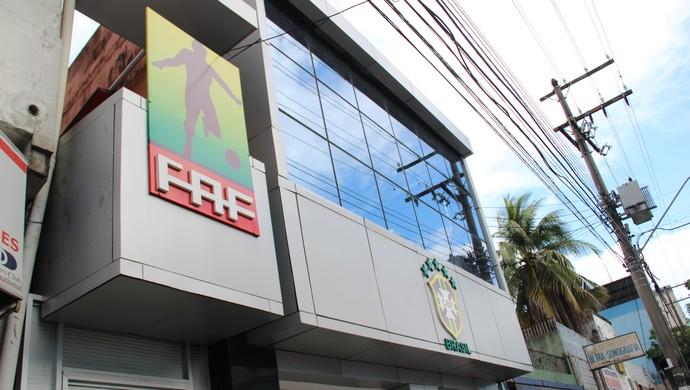Fachada FAF 1 (Foto: Marcos Dantas)