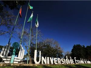 Universidade Estadual de Londrina (UEL) (Foto: Gilberto Abelha/UEL/Divulgação)