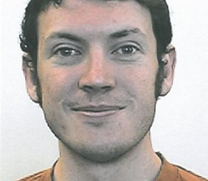 James Holmes, em foto publicada pelo site Denver Post (Foto: University of Colorado Denver Medical Campus)