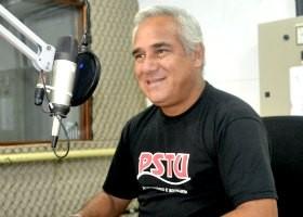 Herbert Amazonas (PSTU) (Foto: Rádio Amazonas FM/Divulgação)