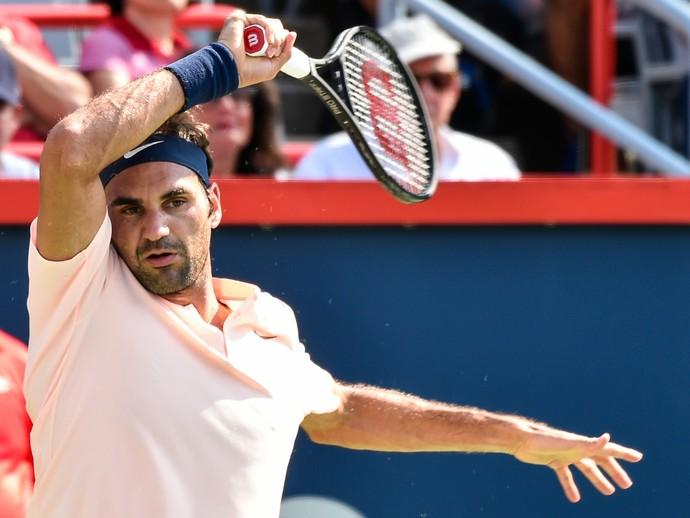 Roger Federer Masters 1000 de Montréal (Foto: Minas Panagiotakis/Getty Images)