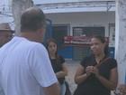 Servidores de centro de saúde param atendimentos por falta de segurança