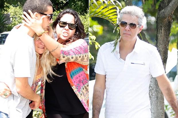 Marcia Brito e Nizo Neto (Foto: Marcos Serra Lima / EGO)