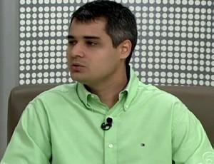 UGP copa de Manaus, Bernardo Monteiro de Paula (Foto: Redprodução/TV Amazonas)