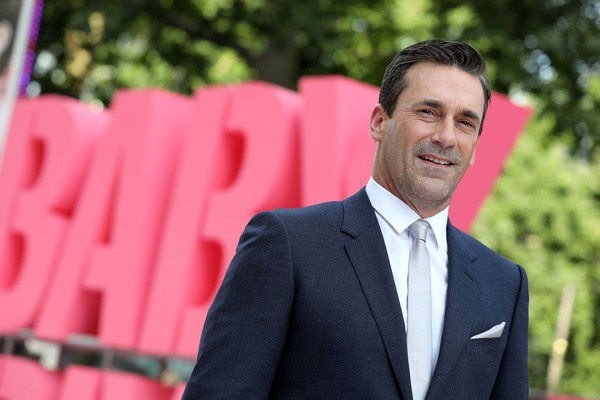 O ator Jon Hamm (Foto: Getty Images)