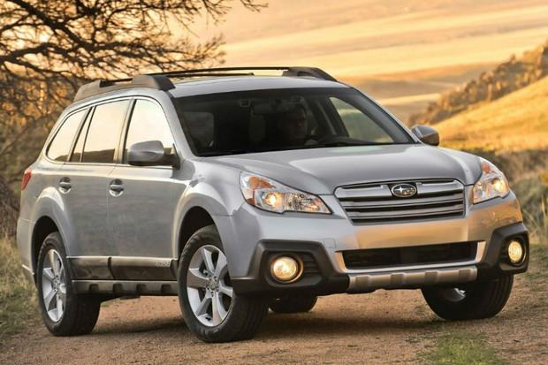 Subaru Outback 2013 (Foto: Divulgação)