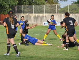 Macuxi Rugby Feminino (Foto: Divulgação/ Macuxi Rugby)