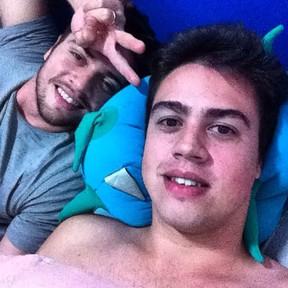 Rodrigo Godoy e Raphael Godoy (Foto: reprodução/instagram)
