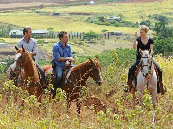 Hawaii Five-0 - Lori passa a fazer parte do time comandado por McGarrett (Foto: Divulgação / CBS)