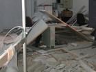 Grupo explode caixa eletrônico em 15 minutos e posto fica destruído na BA