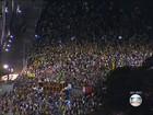 Manifestantes vão às ruas após nomeação de Lula como ministro
