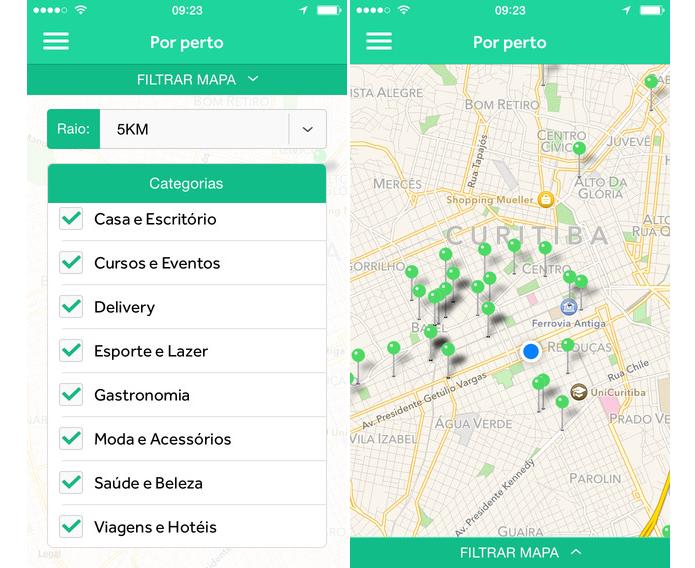 TagBox é um app para receber alerta de promoções de lojas (Foto:Divulgação)
