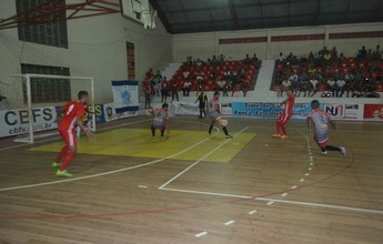 Big Bran acredita em virada para levar taça da 1ª divisão do Acreano de Futsal